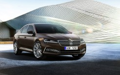 Skoda Superb Laurin Klement 2019 5K