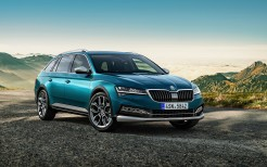 Skoda Superb Scout 2019 5K 2