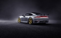TechArt Porsche 911 Carrera 4S Coupe 2019 4K 5