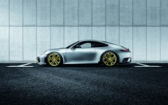TechArt Porsche 911 Carrera 4S Coupe 2019 4K 8