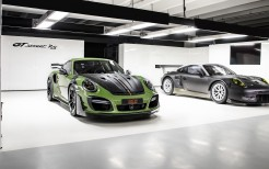 TechArt Porsche 911 Turbo GT Street RS 2019