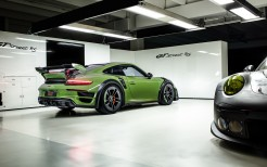 TechArt Porsche 911 Turbo GT Street RS 2019 2
