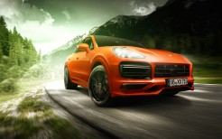 TechArt Porsche Cayenne Coupe 2019 4