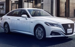 Toyota Crown S Elegance Style 2019