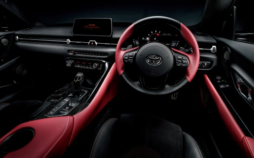 Toyota Gr Supra 2019 Interior Wallpaper Hd Car