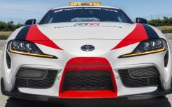 Toyota GR Supra Safety Car 2019 4K