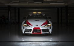 Toyota GR Supra Safety Car 2019 4K 2