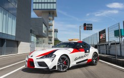 Toyota GR Supra Safety Car 2019 5K