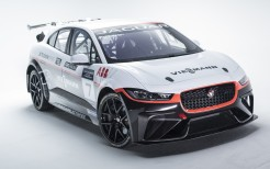 Viessmann Team Germany Jaguar I-Pace eTrophy 4K