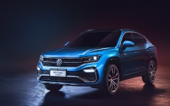 Volkswagen SUV Coupe Concept 2019