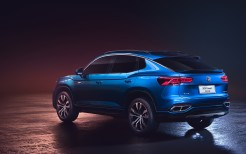 Volkswagen SUV Coupe Concept 2019 2