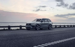 Volvo XC90 T8 Twin Engine R-Design 2019 4K