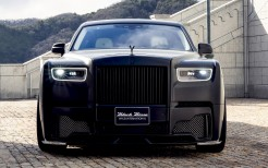 WALD Rolls-Royce Phantom Sports Line Black Bison Edition 2019 4K