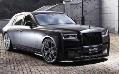 WALD Rolls-Royce Phantom Sports Line Black Bison Edition 2019 4K 2