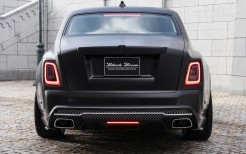 WALD Rolls-Royce Phantom Sports Line Black Bison Edition 2019 4K 3