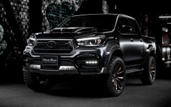 WALD Toyota Hilux Sports Line Black Bison Edition 2019