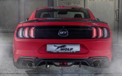 Wolf Racing Ford Mustang One of 7 2019 2