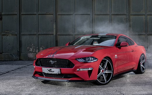 Wolf Racing Ford Mustang One of 7 2019 3