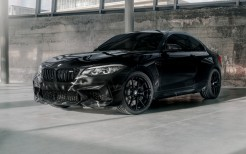2020 BMW M2 Edition designed by FUTURA 2000 5K 3