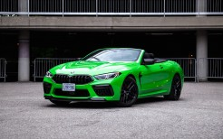 2020 BMW M8 Competition Cabrio