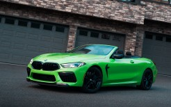 2020 BMW M8 Competition Cabrio 5K 2