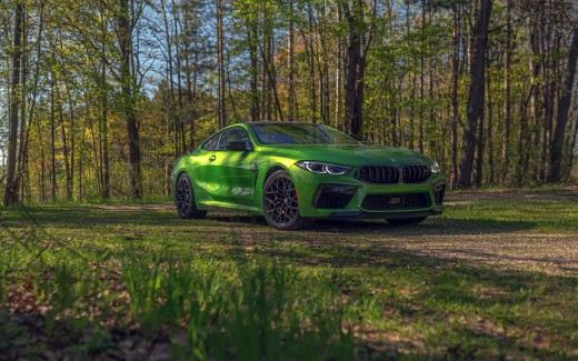 2020 BMW M8 Competition Coupe 4K