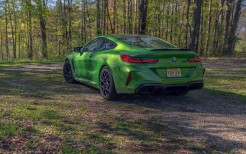 2020 BMW M8 Competition Coupe 4K 2