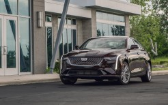 2020 Cadillac CT4 450T AWD Premium Luxury 5K