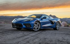 2020 Chevrolet Corvette Stingray 5K
