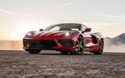 2020 Chevrolet Corvette Stingray Z51 5K