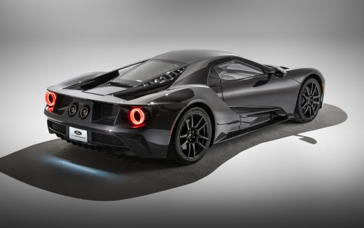 2020 Ford GT Liquid Carbon 5K 5