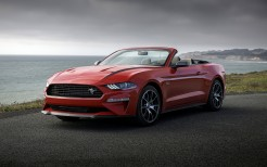 2020 Ford Mustang EcoBoost Convertible High Performance Package 4K 8K