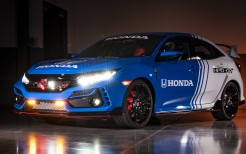 2020 Honda Civic Type R Pace Car 4K
