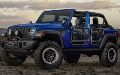 2020 Mopar Jeep Wrangler Unlimited 4K