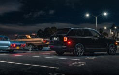 2020 Rolls-Royce Cullinan Black Badge 5K 3