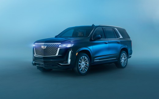2021 Cadillac Escalade Luxury 5K