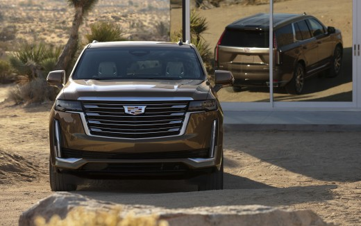 2021 Cadillac Escalade Platinum Luxury 5K