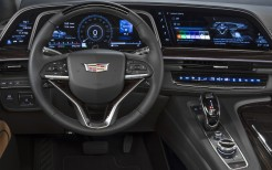 2021 Cadillac Escalade Platinum Luxury Interior 4K