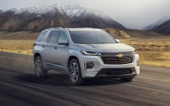 2021 Chevrolet Traverse High Country 4K