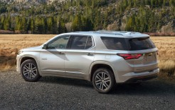 2021 Chevrolet Traverse High Country 4K 2