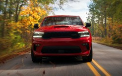 2021 Dodge Durango RT Blacktop Package 4K