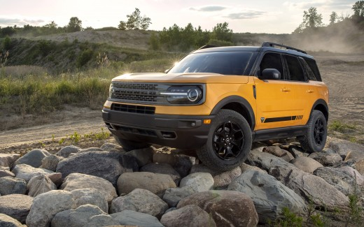 2021 Ford Bronco Sport First Edition 5K