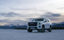2021 GMC Yukon AT4 4K