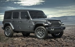 2021 Jeep Wrangler Unlimited 80th Anniversary 4K