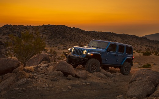 2021 Jeep Wrangler Unlimited Rubicon 392 4K 2