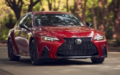 2021 Lexus IS 350 AWD F SPORT 5K 3