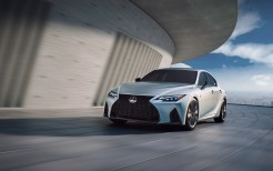 2021 Lexus IS 350 F SPORT 5K 4