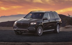 2021 Mercedes-Maybach GLS 600 4MATIC 5K 2