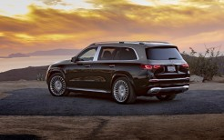 2021 Mercedes-Maybach GLS 600 4MATIC 5K 4