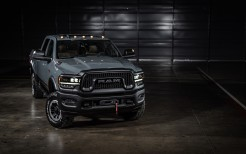 2021 Ram 2500 Power Wagon 75th Anniversary Edition Crew Cab 4K